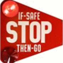 SAFETY SWING ARM SIGN