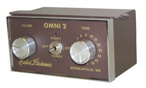 Omni 2 Music Box, Ice Cream Truck Music Box, Nichols Electronics